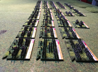 Lots of tiny 6mm soldiers