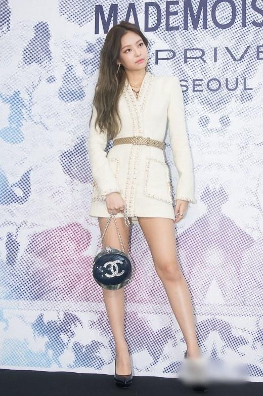 Wallpaper 3440x1440 Girl Black Pink Jennie At Chanel Event K Pop K Fans