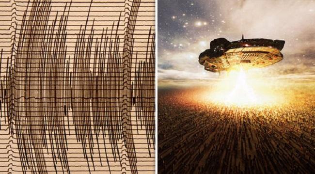 Ισχυροί σεισμοί στην Ιστορία που σχετίστηκαν με εμφανίσεις Α.Τ.Ι.Α…