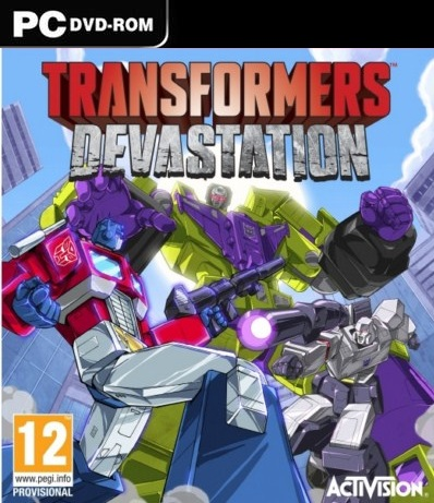 Game Transformers: Devastation Repack