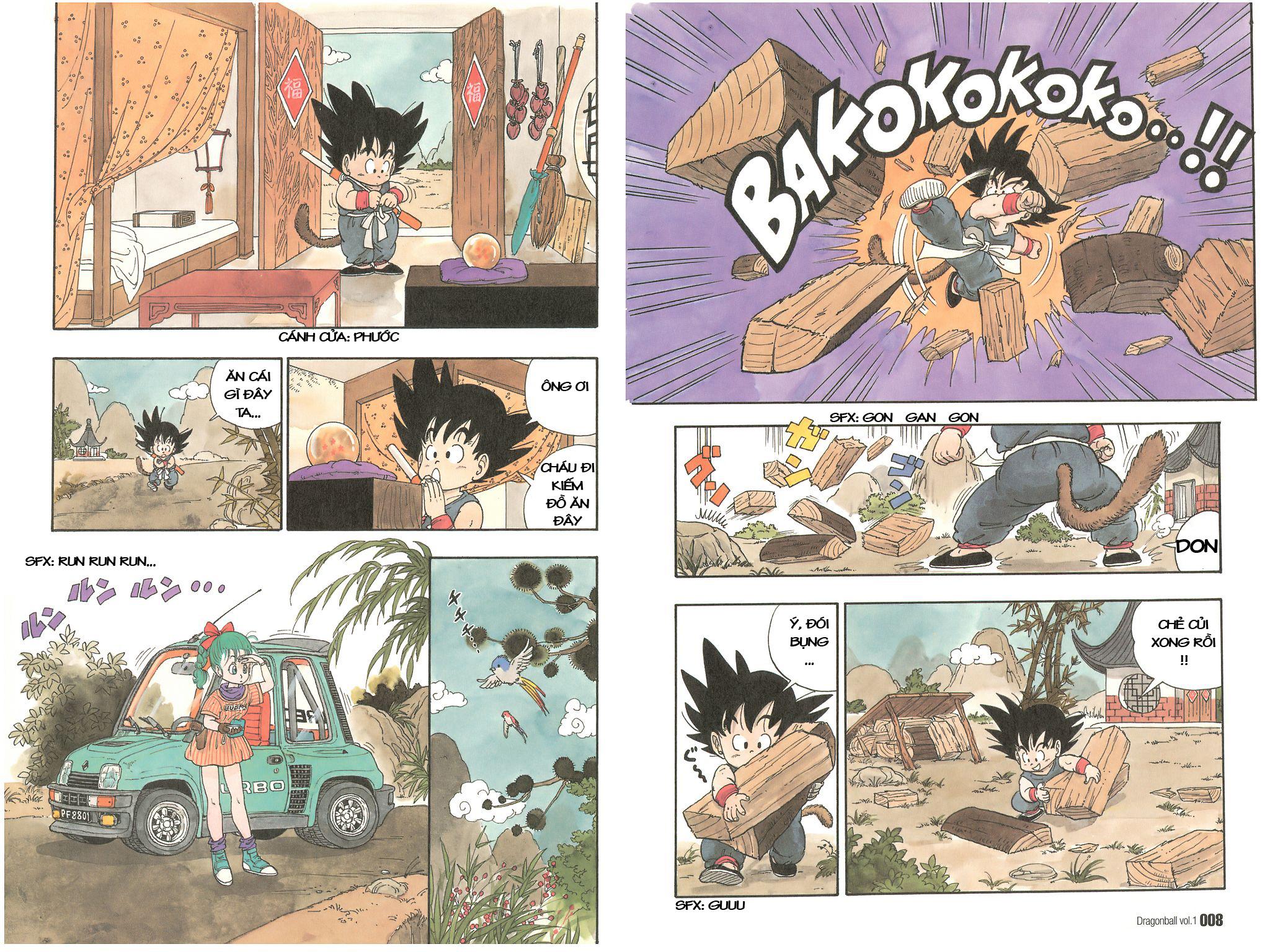 Dragon Ball chap 1 trang 13