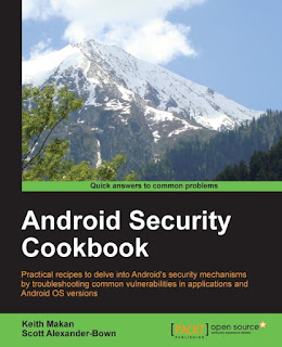 Download Your Costless Re-Create Of 'Android Safety Cookbook'