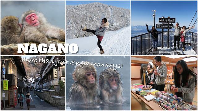 Nagano Itinerary