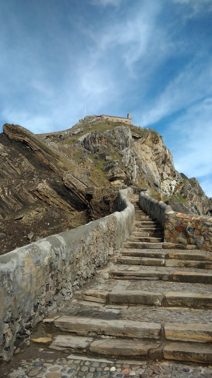 Klasztor w San Juan de Gaztelugatxe