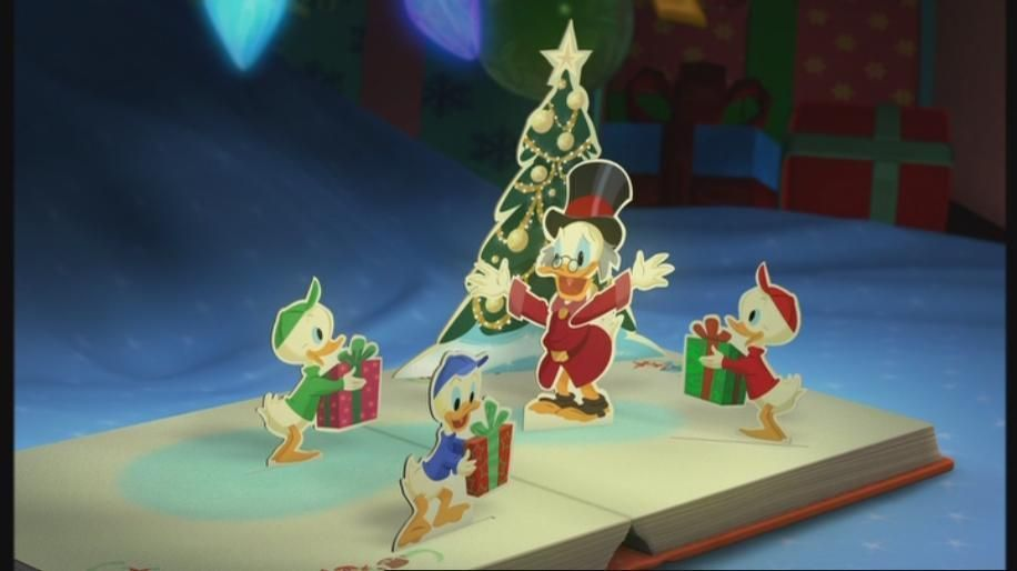 before we really jump into it let me set this up for you like mickeys once upon a christmas this is an anthology film of christmas stories featuring the - Mickey Twice Upon A Christmas