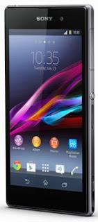 Cara Flashing Sony Xperia Z1 C6902 dengan mudah