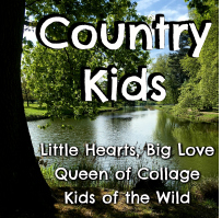 Country Kids linky badge