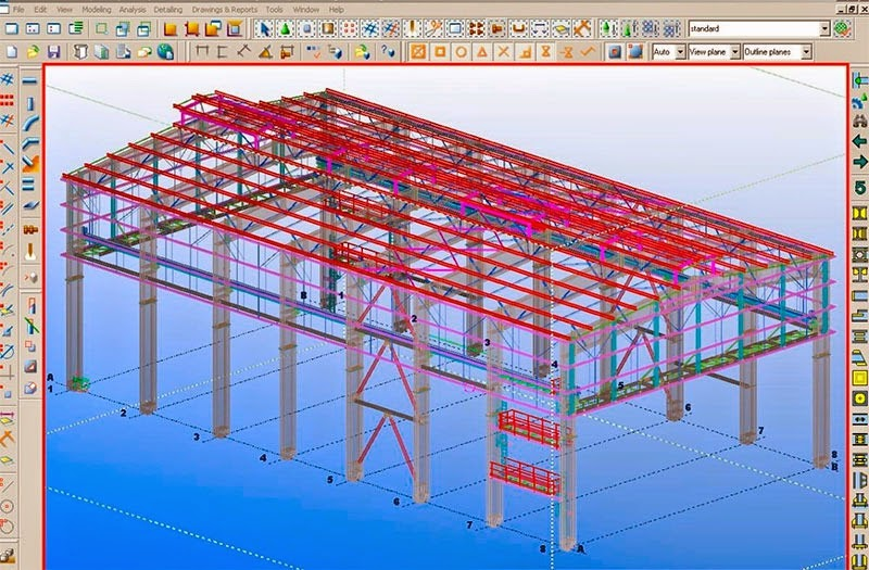 Tekla Structures 19 0 Fullversion Free Download - Online Civil