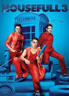 Housefull 3 2016 Full Hindi Movie Download BRRip 720p ESub