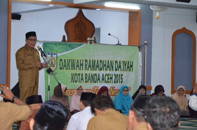 Dakwah Daiyah Ramadhan 2015 Ditutup