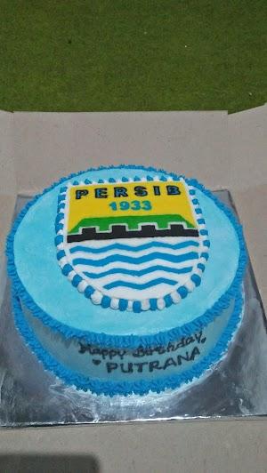Kue Ultah PERSIB Bandung