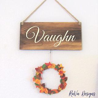 fall autumn handmade decor ideas crafts crafting rava designs