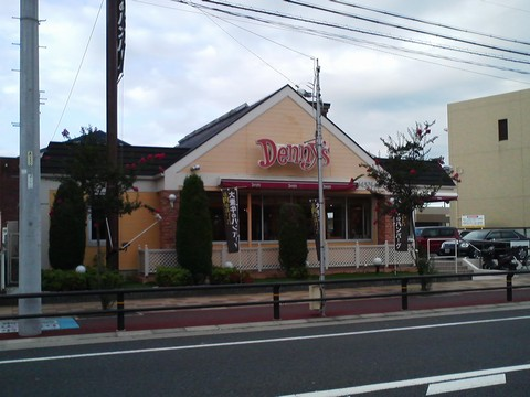 外観5 デニーズ津島店