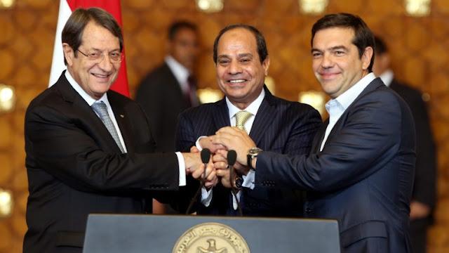 Άδοξο τέλος στην Τριμερή του Καΐρου