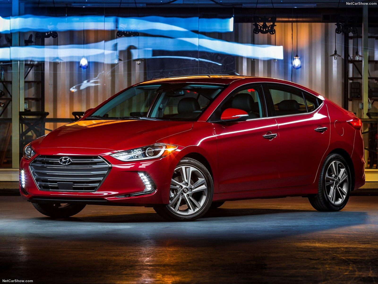 Hyundai Elantra 2017-Best Selling Cars