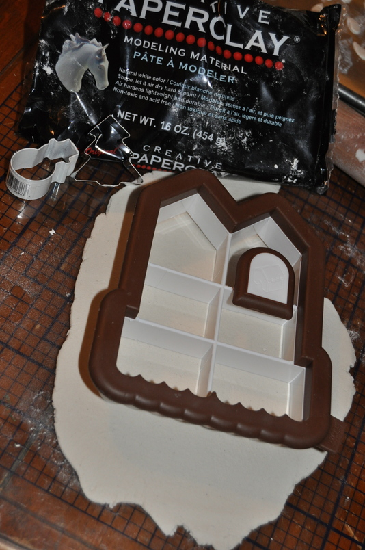 I Am Dreaming Of Castles Gingerbread House With Sakura
