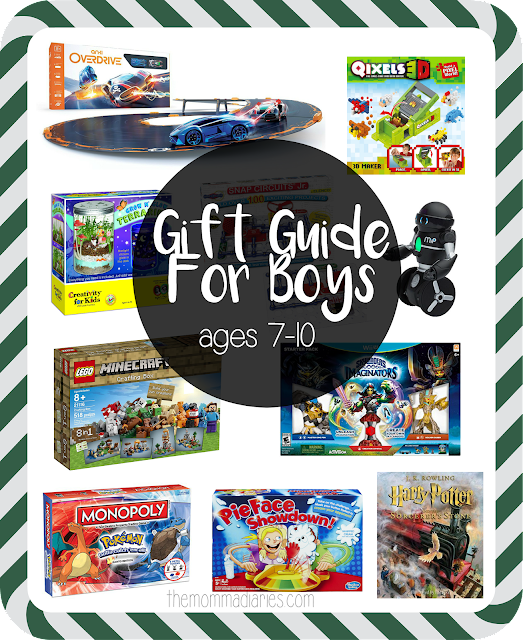 gift guide for boys, holiday gift guide for boys, holiday gift guide for kids, gift guide for kids