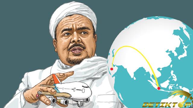 Fokus Ibadah Haji, Habib Rizieq Tunda Lagi
