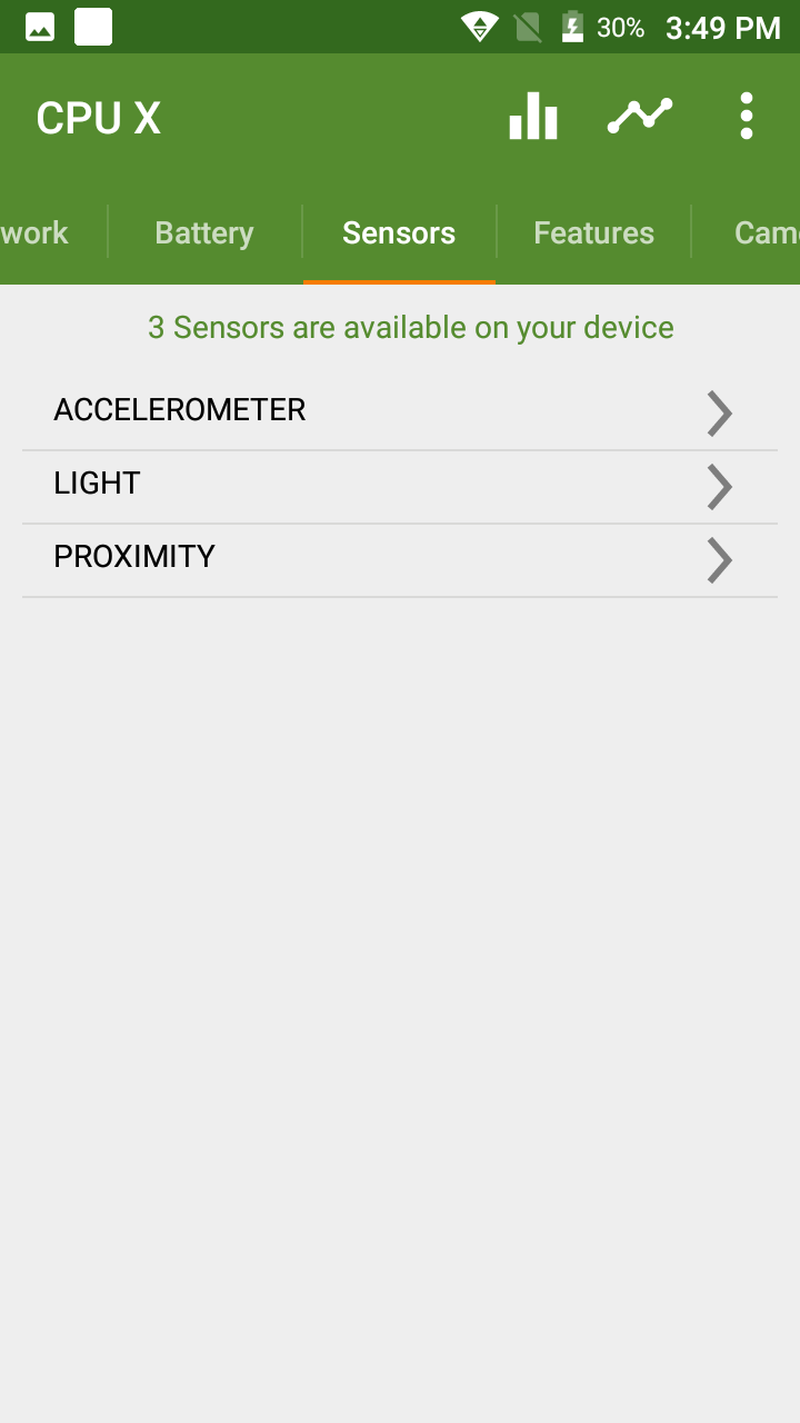 Primo NH3 Lite Sensors