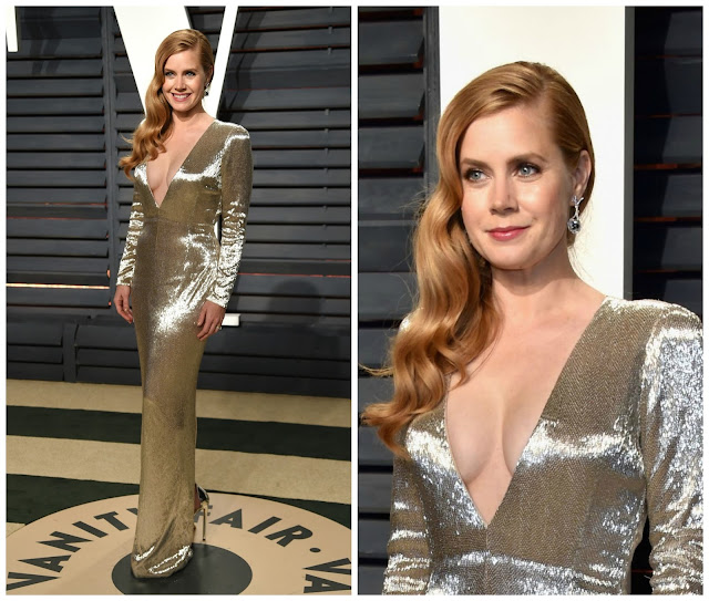 RED CARPET OSCARS 2017 VANITY FAIR PARTY