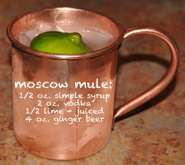 being lovely moscow mule. Black Bedroom Furniture Sets. Home Design Ideas