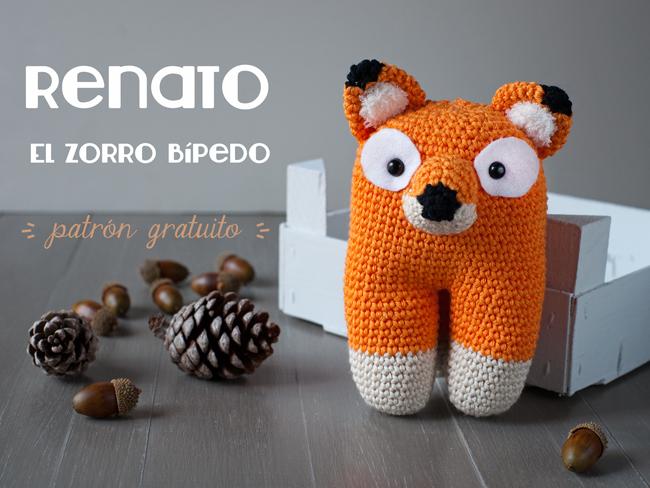 Lanukas: Renato: El zorro bípedo