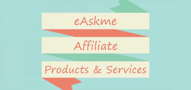 eAskme Affiliate Products & Services : eAskme