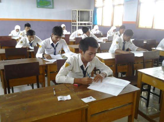 Latihan Try Out SMP Tahun 2018