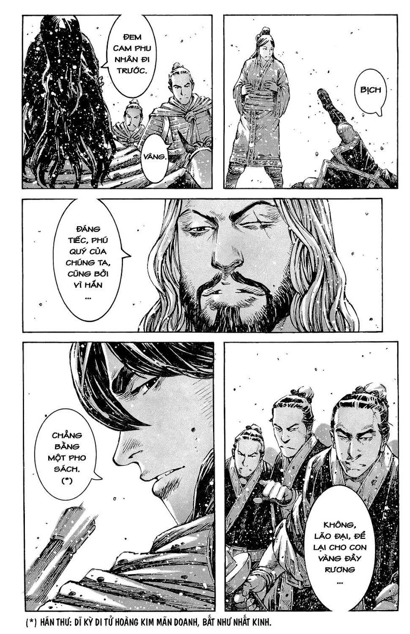 Hỏa phụng liêu nguyên Chương 386: Hoàng kim chi lộ [Remake] trang 23