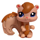 Littlest Pet Shop Carry Case Squirrel (#1720) Pet