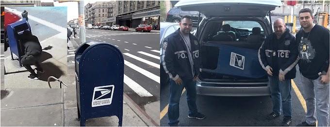 Ladrones de buzones de correos azotan vecindarios del Alto Manhattan, El Bronx y Westchester