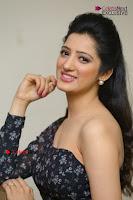 Telugu Actress Richa Panai Stills in One Shoulder Floral Long Dress at Rakshaka Bhatudu Movie Interview  0295.JPG