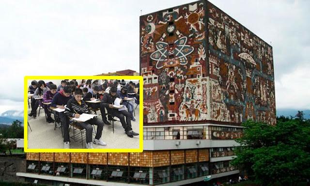 Error en examen de asignación de bachillerato afecta a 11 mil aspirantes; UNAM se disculpa