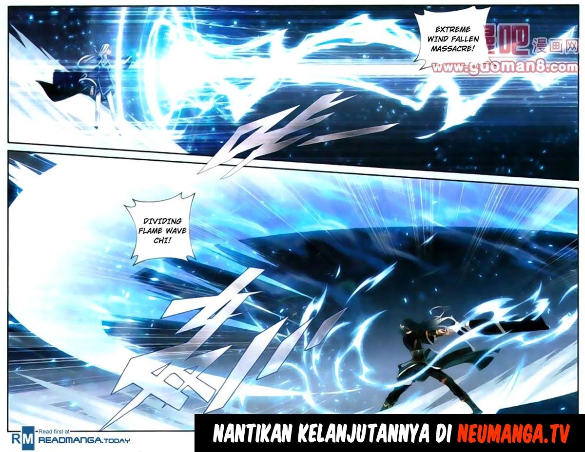 Battle Through the Heavens Chapter 89-38