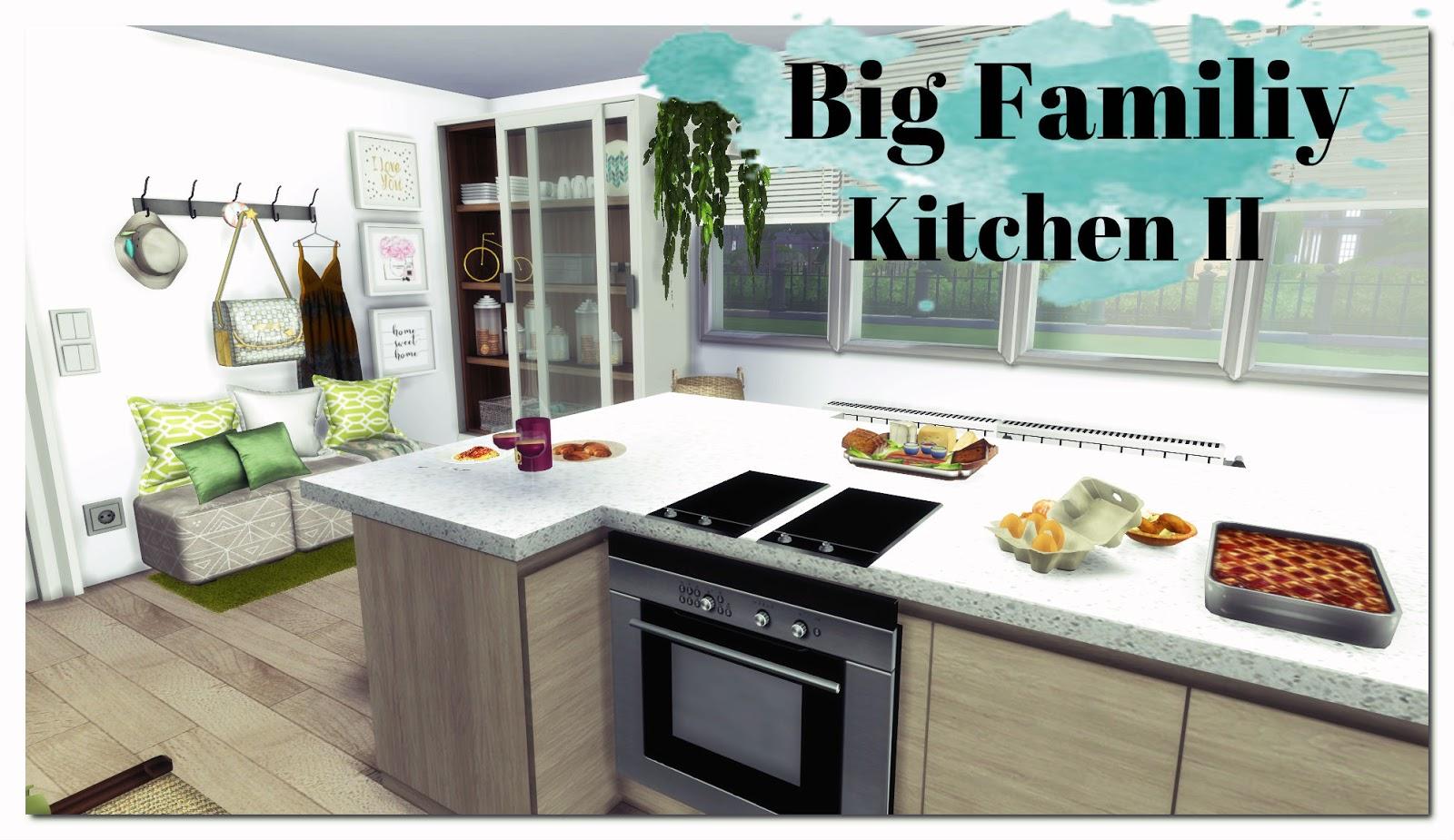 kitchen ideas sims 4  | 1600 x 900