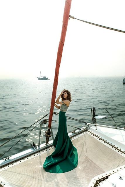 Nargis Fakhri Photoshoot For L'Officiel Magazine April 2016