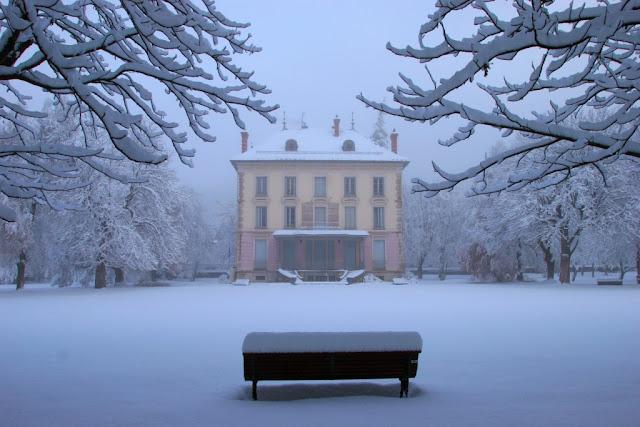 Haute-Provence, Vallée de l'Ubaye, wintersport in de Haute-Provence