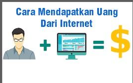 4 Cara Terbaik Dan Ampuh Menerima Penghasilan Lewat Internet