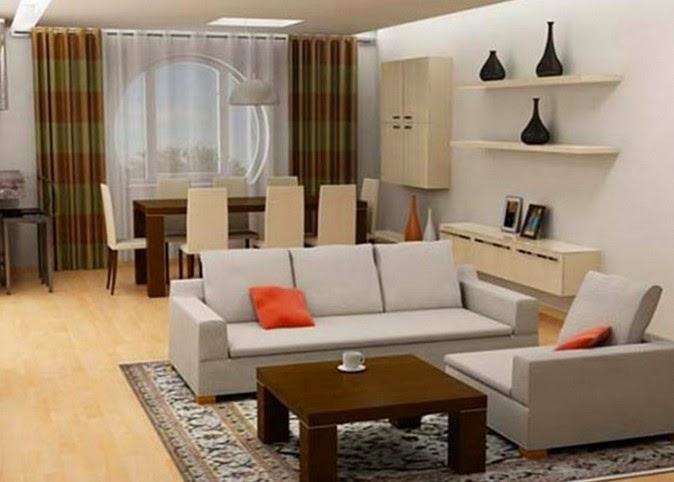 Inspirasi Sederhana Untuk Ruang Tamu Mungil Dalam Dekorasi Rumah