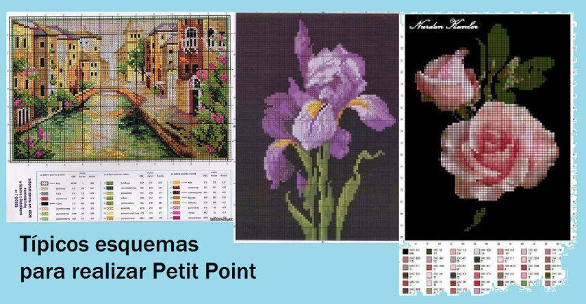 Mini Curso sobre Petit Point