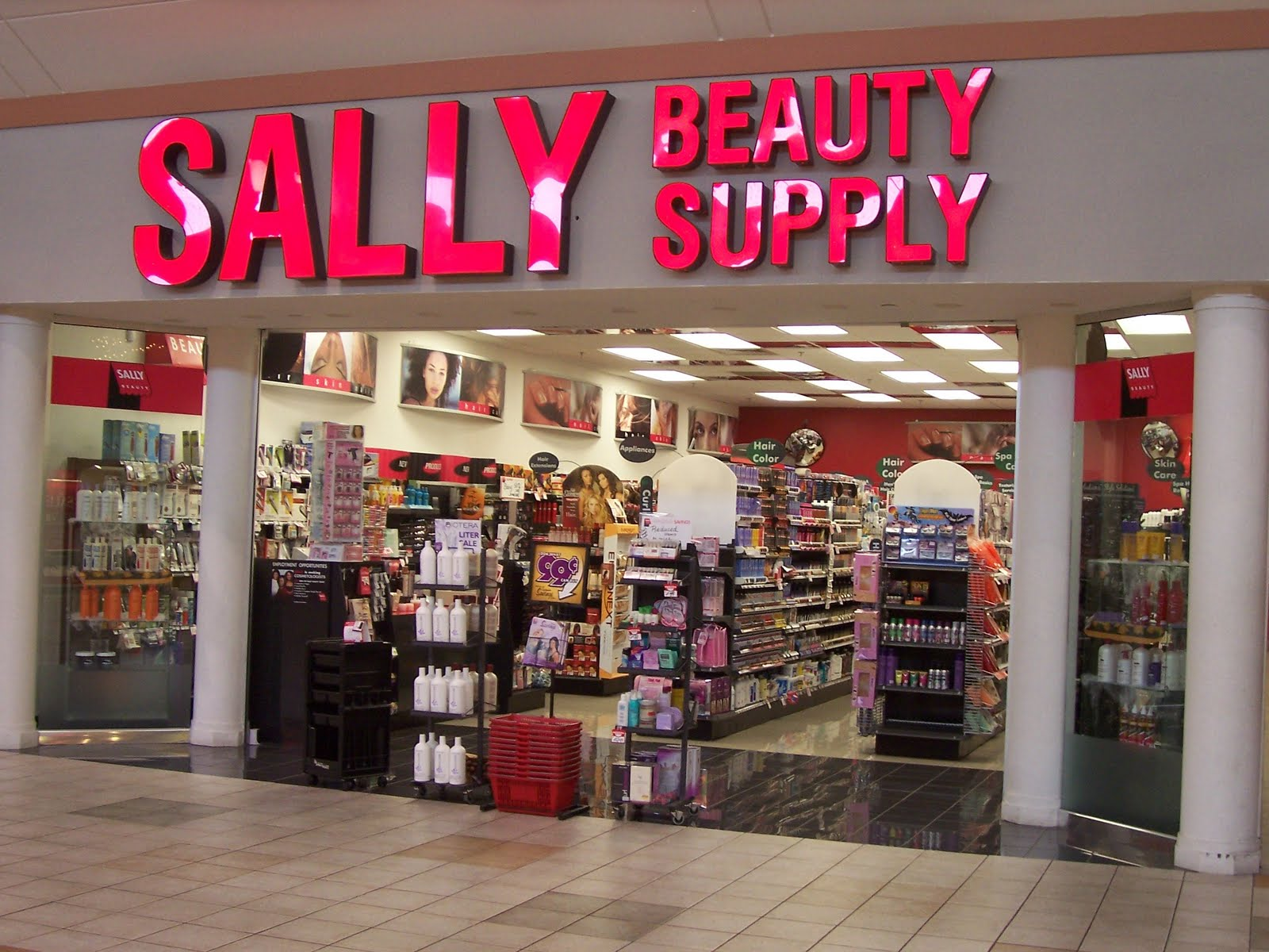 Sally Beauty Supply- Product Recommendations