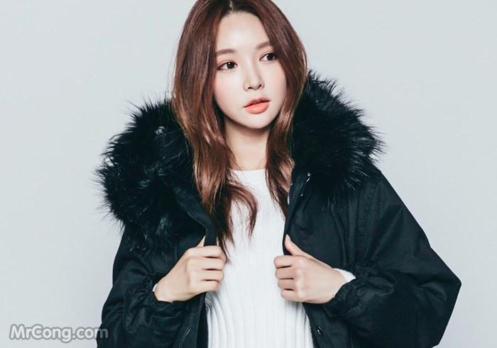 Người mẫu Park Soo Yeon trong bộ ảnh thời trang tháng 11/2016 (531 ảnh)