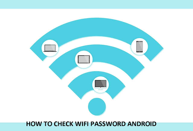cara cek pass wifi android