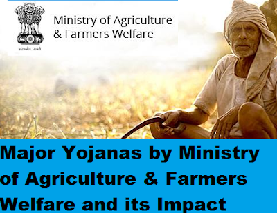 major-yojanas-or-reforms-by-ministry-of-agri-paramnews