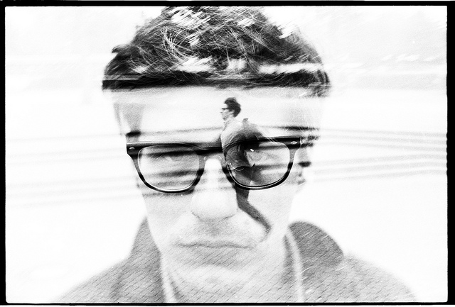Florian Imgrund. Double Exposure
