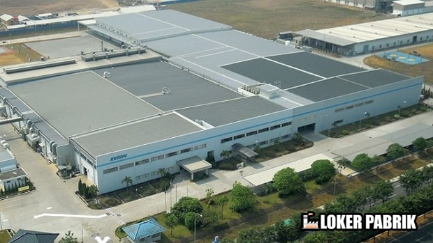 PT Keihin Indonesia Pabrik