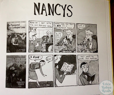 Hark! A Vagrant by Kate Beaton Nancys panels