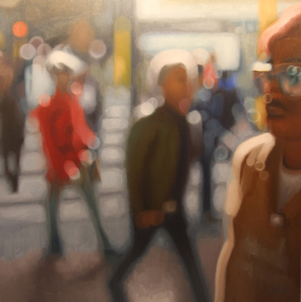 17-Transit-Return-in-Studio-Philip-Barlow-No-Need-to-adjust-your-Screen-Paintings-out-of-Focus-www-designstack-co