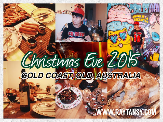 Ray Tan 陳學沿 (raytansy) ; Christmas Eve 2015 @ Gold Coast, Queensland, Australia 黃金海岸 澳洲澳大利亞 昆士蘭