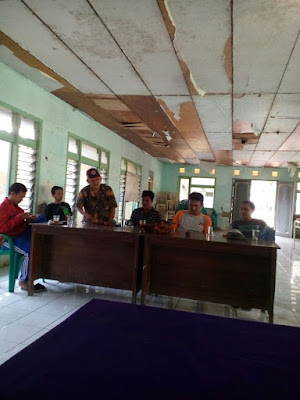 Kantor Desa Muara Cilamaya Wetan Dibangun Tahun 2018